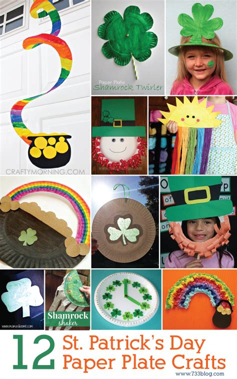 S Day Paper Crafts - st s day paper plate crafts inspiration made simple