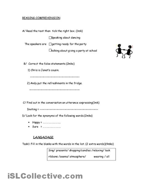8th Grade Grammar Worksheets by 6 Best Images Of 8th Grade Reading Worksheets Printable