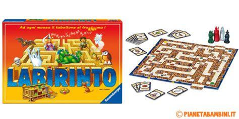 gioco da tavolo labirinto 10 giochi di societ 224 da tavolo per bambini molto