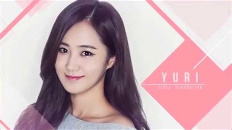 girl s hd 1080p snsd yuri cut girls generation calendar 2015