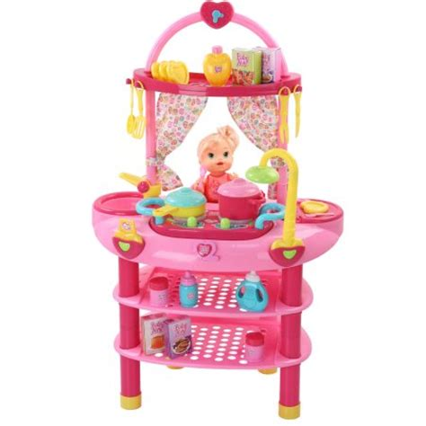 Baby Doll 1 Set baby alive doll 3 in 1 cook n care set 40 reg 69