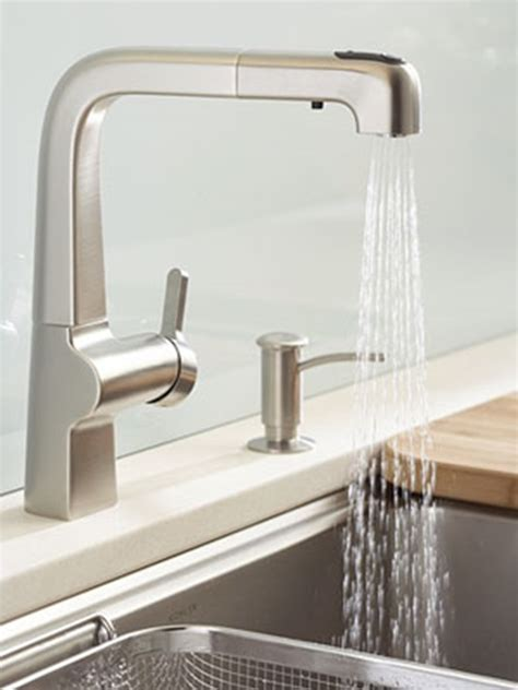 modern faucets for kitchen innovative kitchen sink and faucet designs for modern