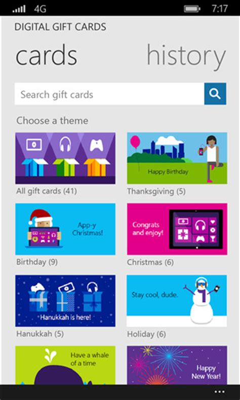 Microsoft Digital Gift Card Xbox - microsoft launches digital gift cards for xbox and windows stores neowin