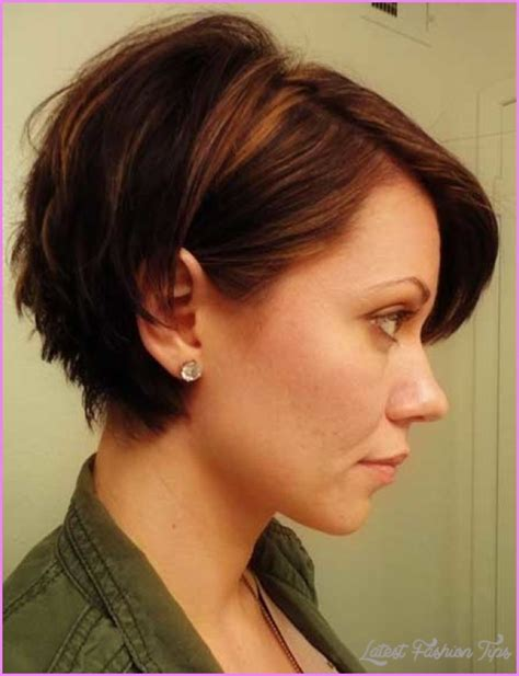 hair cut back of hair shorter than front of hair haircut styles for short hair back and front