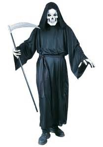 Halloween Costumes Decorations Grave Reaper Costume Halloween Grim Reaper Costumes