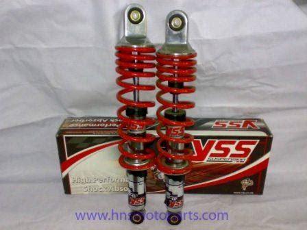 Shockbreaker Yss Tiger daftar harga aksesoris motor shock breaker yss