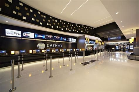 cineplex singapore cathay cineplexes launches its largest suburban branch at