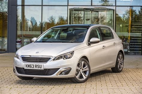 peugeot company car peugeot 308 company car and