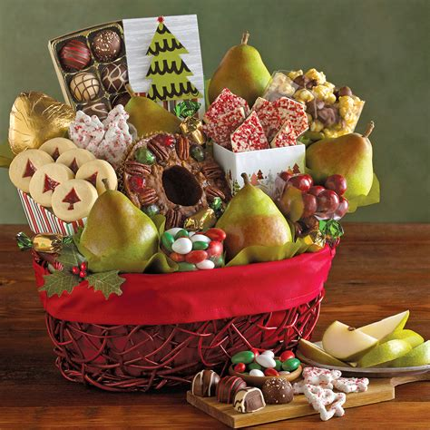 fruit of the month club 12 month medley gift basket fruit of the month club