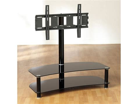 Tv Tables For Flat Screens by Glass Flat Screen Plasma Lcd Tv Table Stand Unit With