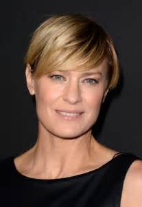 robin wright haircut robin wright cut with bangs robin wright looks