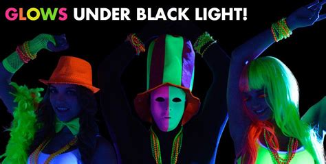 party city black light black light party supplies glow in the dark party