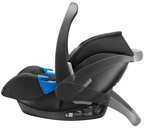 ergonomic car seat handle recaro privia review pushchair expert