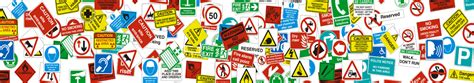 Wall Graphics Stickers m amp r signs digital health safety tourism