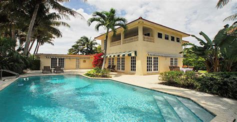 Fort Lauderdale Cottage Rentals by Fort Lauderdale Beachfront Rental With Pool House Cottage