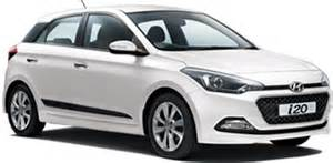 I20 Hyundai Colours Hyundai Elite I20 Colors Black White Blue Silver