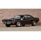 1971 Plymouth Barracuda Has Withstood The Test Of Time W