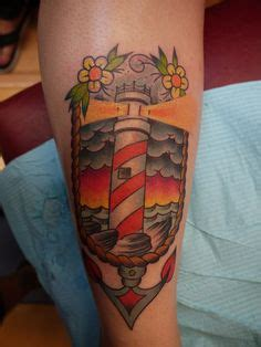 tattoo shops in hollywood traditional lighthouse flash ideas
