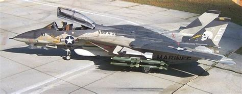 leatherneck f 14a a b u s m c f 14 vmfa 531 military aviation pinterest