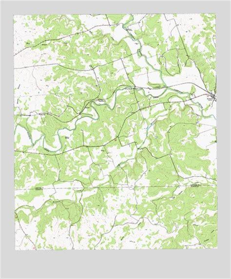 kempner texas map kempner tx topographic map topoquest