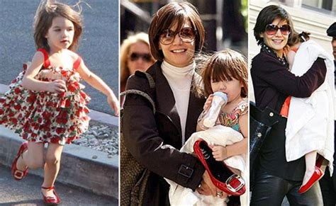 Suri Cruise Roger Vivier Shoes by Roger Vivier Shoes For Stylefrizz