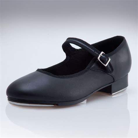 capezio tap shoes black
