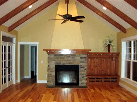 house plans with vaulted ceilings craftsman home plan 59947 family home plans