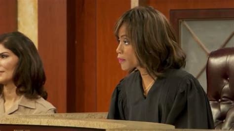 hot bench judge judy on the set of judge judy s hot new show hot bench