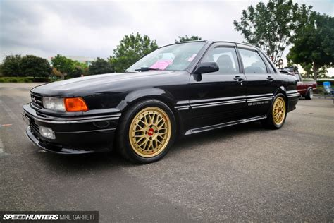 mitsubishi galant turbo galant vr 4 father of the evo speedhunters