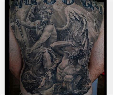 16 popular st michael design ideas tattoos