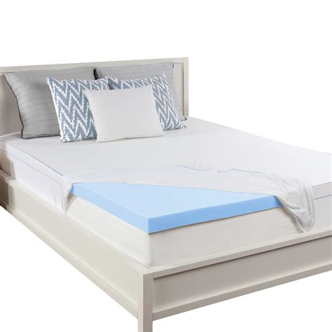 home design 5 zone memory foam mattress pad home design memory foam mattress pad 28 images home