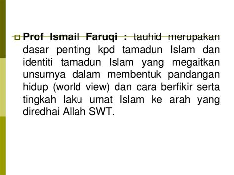 Ibn Khaldun Dalam Pandangan Barat Dan Timur aa301 kuliah 1 pengenalan tamadun