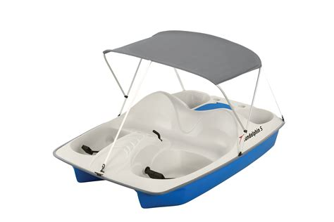 sun dolphin 5 seat pedal boat with canopy sun dolphin 5 seat pedal boat with canopy walmart