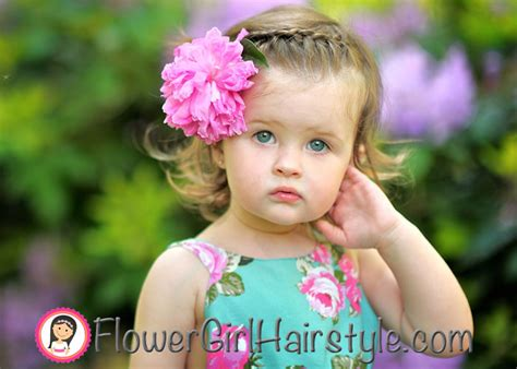 Flower Hairstyles For Toddlers by 38 Adorable Hairstyles 2016 For Your Toddler Fashion