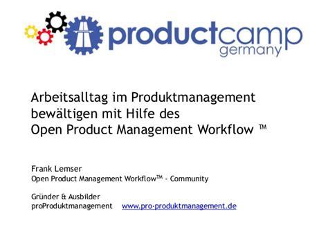 product management workflow arbeitsalltag im produktmanagement bew 228 ltigen mit hilfe