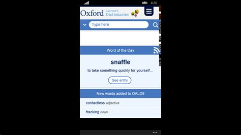 Oxford Advanced oxford advanced dictionary app for windows 10 pc free