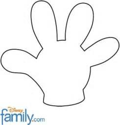 mickey mouse glove template m 227 o mickey decora 231 227 o festa tema mickey