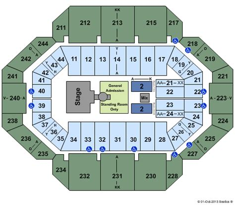 broadbent arena seating chart cheap rupp arena tickets