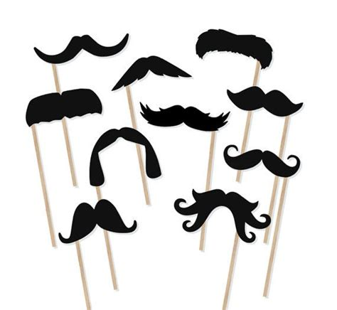 printable photo booth props on a stick top 25 best mustache photo booths ideas on pinterest