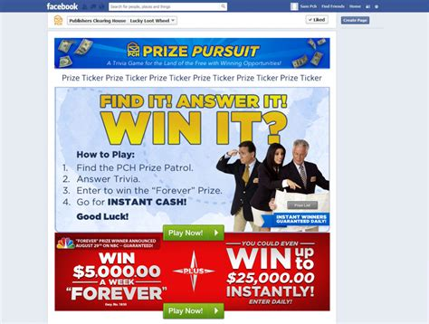 Pch Search And Win Facebook - never stay stumped when playing pch prize pursuit pch search win blog
