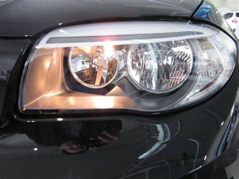 Bmw Xenon Aufkleber by Umr 252 Sten Auf Facelift Scheinwerfer Bmw 1er 2er