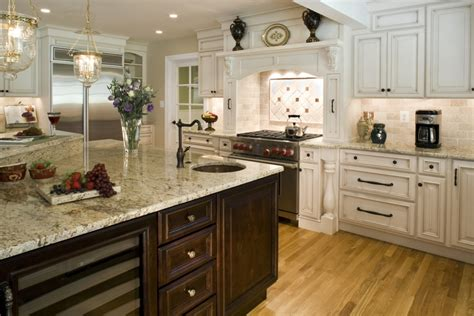 the best countertops for kitchens kitchen countertops pictures gallery qnud