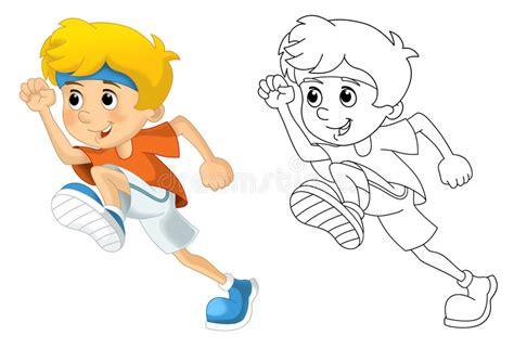 clipart ginnastica bambini e sport ginnastica che corrono pagina di