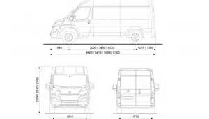 Peugeot Boxer Dimensions New Peugeot Boxer New Qualities At The Service Of