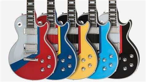 Gitar Custom Model Gibson Les Paul gibson revs up custom boogie les paul guitars musicradar