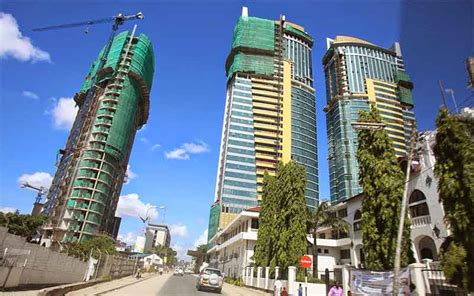 House Building Plans by Tanzania Real Estate Sector Report Booming Housing