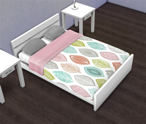 mod 4 sims bed saudade sims recolors overrides of the mod pod double