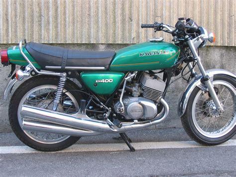 Kh Kawasaki by Scaduto Vendo Kawasaki Kh 400 76 22051