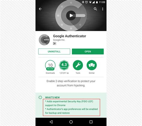 android restore authenticator gets backup and restore on android devices