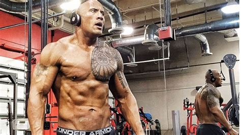 the rock s hip hop playlist will get you moving muscle